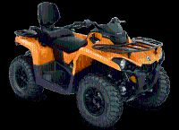 2018 Can-Am Outlander MAX DPS 570 Utility ATVs Honeyville, UT