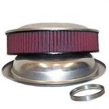 Purchase Air Cleaner Kit Sure Seal Air Filter Aluminum 14 x 4 washable IMCA Dirt Modified motorcycle in Lincoln, Arkansas, United States, for US $56.99
