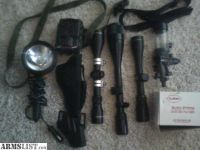 For Sale: Scopes and more