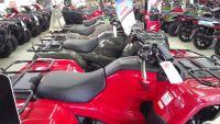 2017 Honda FourTrax Rancher 4x4 ES Utility ATVs Greeneville, TN