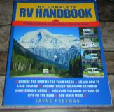 The Complete RV Handbook Book Paperback Great Condition