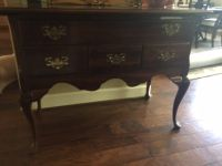 QueenAnne style Low boy desk