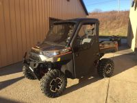 2018 Polaris Ranger XP 1000 EPS Side x Side Utility Vehicles Claysville, PA