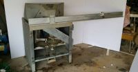 Double miter saw for building picture frames