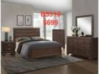 THINGS FOR HOME - 5 Bedroom Sets 7 Piece Starting at 649