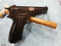 For Sale: Browning FN Hi Power 9mm...Select Grade...OC area $799