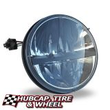 """Sell POISON SPYDER 7"""" INCH LED ROUND HEADLAMP LIGHT JEEP WRANGLER JK 07-16 41-02-270 motorcycle in West Palm Beach, Florida, United States, for US $320.99"""