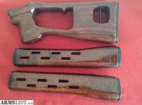 For Sale: Svd dragunov wood stock, new.