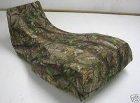 Buy 600 yamaha grizzly camo seat cover (OTHER PATTERNS motorcycle in Howard, Pennsylvania, US, for US $29.99