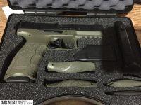 For Sale/Trade: HK VP9 od green