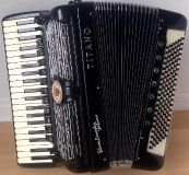 Titano Palmer Convertor Virtuoso FreeBass Accordion