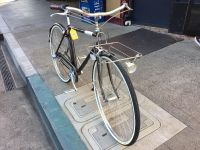 CREME CAFERACER 3 SPEED MENS BIKE. NEARLY NEW