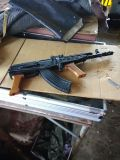 AK47 with folding stock