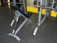 Rubber Flooring and Turf for Gyms, Weight Rooms and Home Gyms