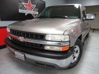 2002 Chevrolet Silverado 1500 LS 4dr Extended Cab 2WD SB