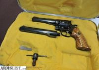 """For Sale: REVOLVERS DAN WESSON 44 MAG 6"""" & 8"""" SET with case and tool"""