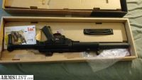 For Sale: NIB Walther H&K MP5 SD in 22lr