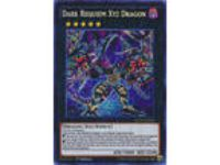 x1 Dark Requiem Xyz Dragon - INOV-EN049 - Secret Rare - 1st