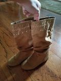 LIKE NEW!! Girls Gianni Bini Boots