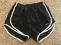 Nike dri-fit running shorts - size XS (has built in liner)