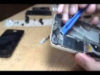 Waco Custom iPhones offred i phone front screen repair and battery replacement