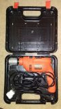 German plug Black and Decker Hammer Drill