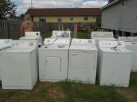 $125, Washers and Dryers