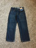 Gymboree Jeans. Classic Fit. Adjustable Waist. Size 5. Brand New with Tags.