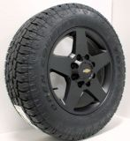 """Buy 2001-2010 Chevy Silverado HD 2500 3500 8 Lug 20"""" Matte Black Wheels Tires motorcycle in Thomasville, Georgia, United States, for US $2,350.00"""