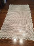 Vintage Crocheted Tablecloth/Scarf/Runner