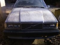 1989 VOLVO 740 GL NON TURBO / 4 DOOR SEDAN FOR PARTS (CLEAN TITLE)