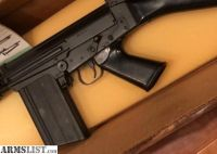 For Sale: Beautiful LIKE NEW IN BOX Belgian FN FAL