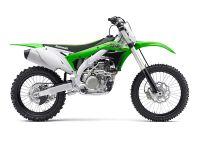 2017 Kawasaki KX450F Motocross Motorcycles Valparaiso, IN