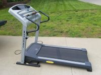Gold's Gym Space Saver Incline Series Treadmill