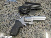 """For Sale: Taurus 357 Magnum 4"""" Revolver"""
