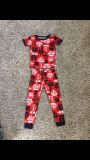 Carter's PJs. Size 3t. EUC (color slightly faded).