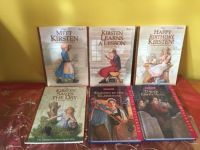 (lot of 6) american girl doll chapter books kirsten/ history mystery books