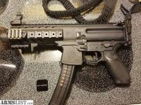 For Trade: Sig MPX-P-9 w/ 3 30rd mags and factory accessories
