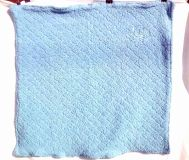 embroidery baby boy soft and fluffy throw blanket
