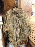 Hunting Jacket Northeast Outfitters Size XXXl