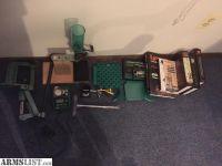 For Sale: RCBS Reloading setup