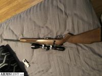For Sale/Trade: Savage model 93 22mag