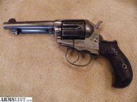For Sale: Colt Lightning .38 DA Revolver