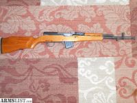 For Sale: SKS Type M