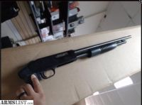 For Sale: MOSSBERG SHOTGUN 500E