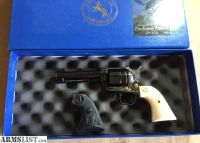 For Sale: Colt SAA Tombstone Edition 4.75