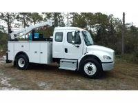 2013 Freightliner M2 106 Mechanics Truck