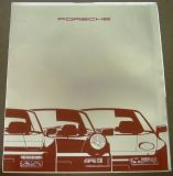 Find 1990 Porsche Dealer Prestige Sales Brochure Folder 944 911 928 Large Poster Rare motorcycle in Holts Summit, Missouri, United States, for US $26.90