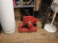 MILWAUKEE 14 ABRASIVE CUT OFF CHOP SAW AND WHEELS