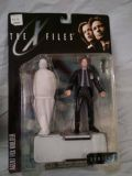 X Files Action Figures Still in Box Scully and Moulder